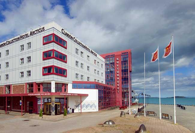 Clarion Arcticus Hotel - Harstad sentrum