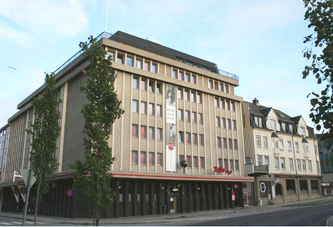 F2 Hotel - Harstad sentrum
