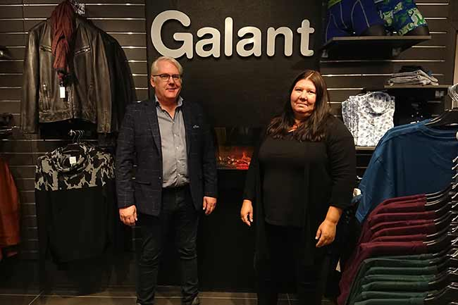 Galant - Harstad sentrum
