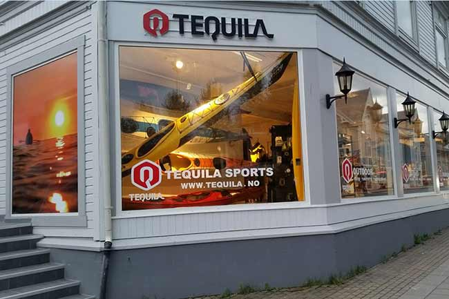 Tequila butikken - Harstad Sentrum