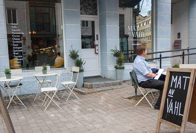 Mat av Vahl - Harstad sentrum