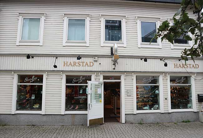 Skohuset - Harstad sentrum