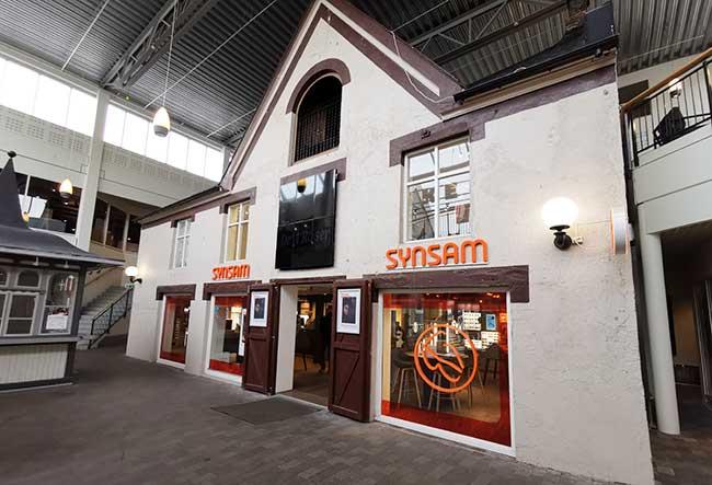Synsam - Bertheustorget- Harstad sentrum