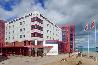 Arcticus Hotel - Harstad sentrum