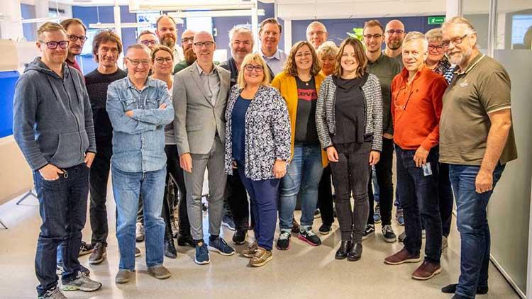 Harstad Tidende - ansatte - Harstad sentrum