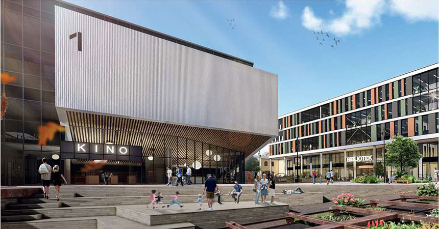 Kino - Harstad sentrum