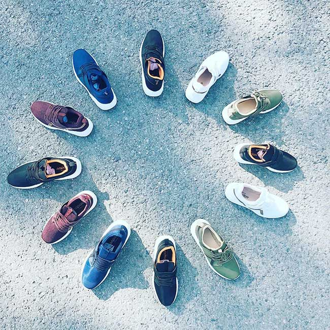 Sapatos - Bysenteret - Harstad sentrum