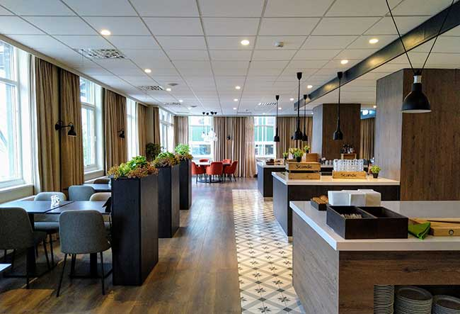 Restauranten - Scandic Hotel Harstad - Harstad sentrum