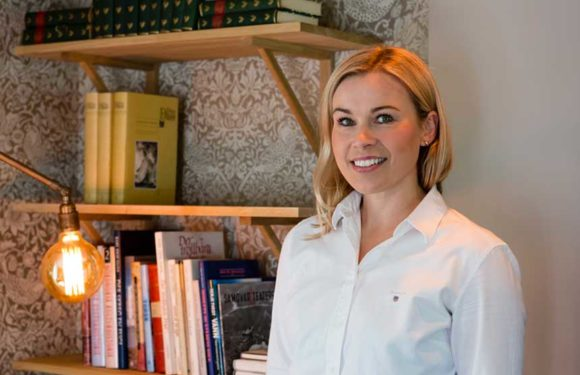 Susanne Helland styreleder i Harstad Sentrum AS
