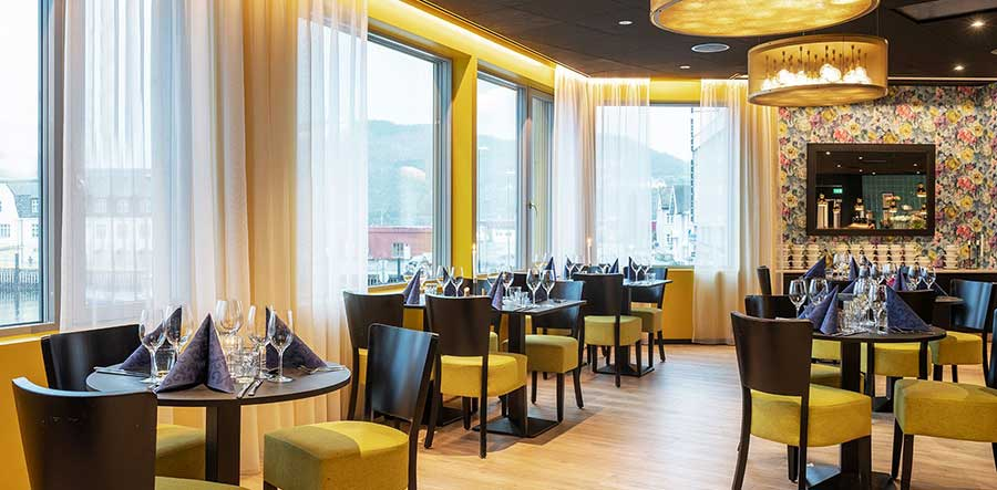 Thon hotel Harstad - Spiseriet - Harstad sentrum
