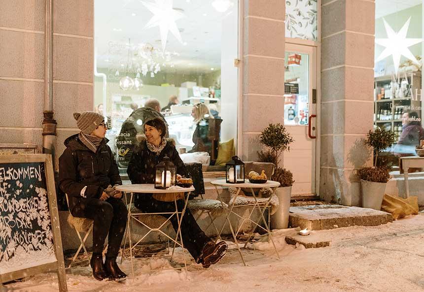 Kveldsåpent - Harstad sentrum