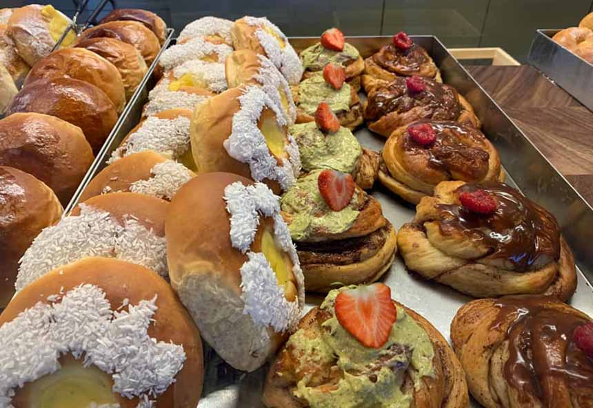 Bakerinnen - bakverk - Harstad sentrum