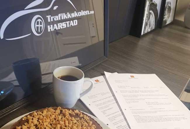 Harstad Trafikkskole - Harstad sentrum