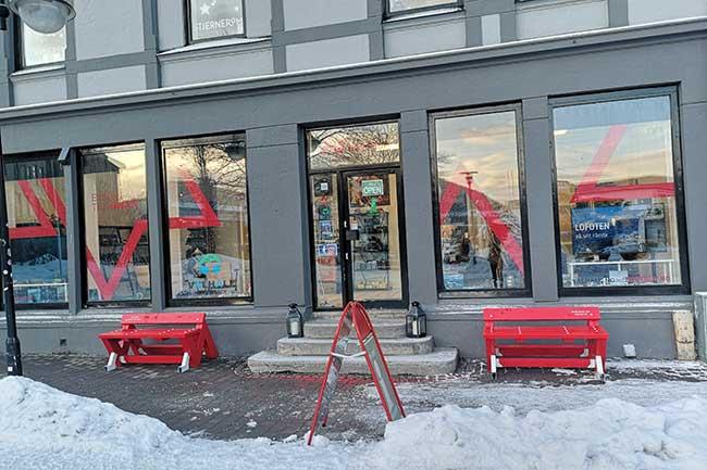 Northup - Harstad sentrum