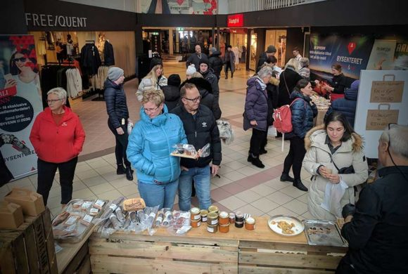 Godt samarbeid er nøkkelen til suksess i Harstad Sentrum!