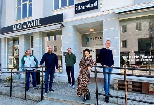 iHarstad - staben