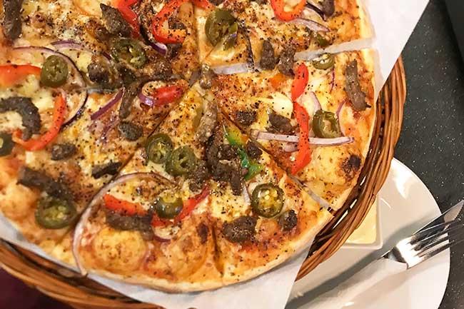 Bella Napoli - pizza - Harstad Sentrum
