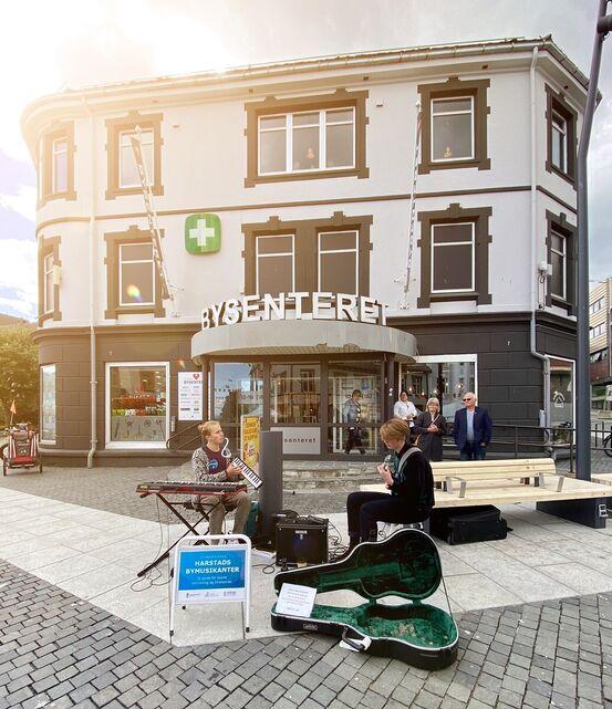 Harstad kommune søker bymusikanter