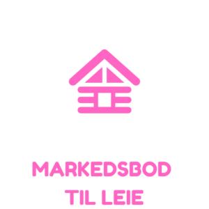 MARKEDSBOD TIL LEIE