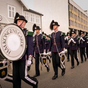 Hans Majestet Kongens Garde i Harstad